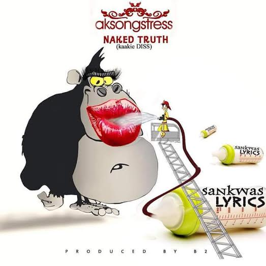 Ak Songstress - Naked Truth ( Kaakie Diss ) (Prod By B2