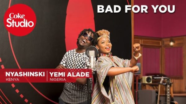 yemi-alade-nyashinski-chopstix-bad-for-you-official-video