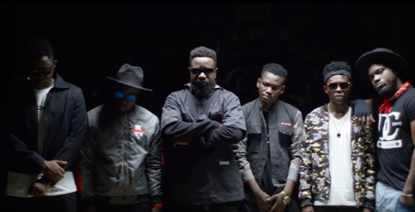 Sarkodie Discloses Why Kofi Kinaata Didn't Feature On 'Trumpet'
