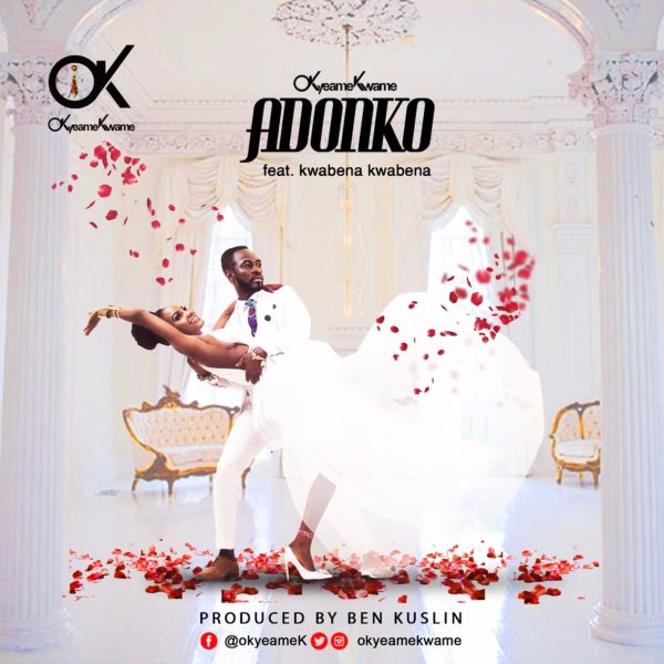 Okyeame Kwame - Adonko (Feat Kwabena Kwabena) (Prod by Kusilin)