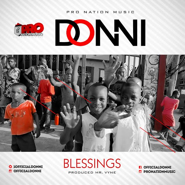 Donni - Blessings (Prod by Mr Vyne)