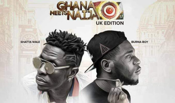 Shatta Wale & Burna Boy