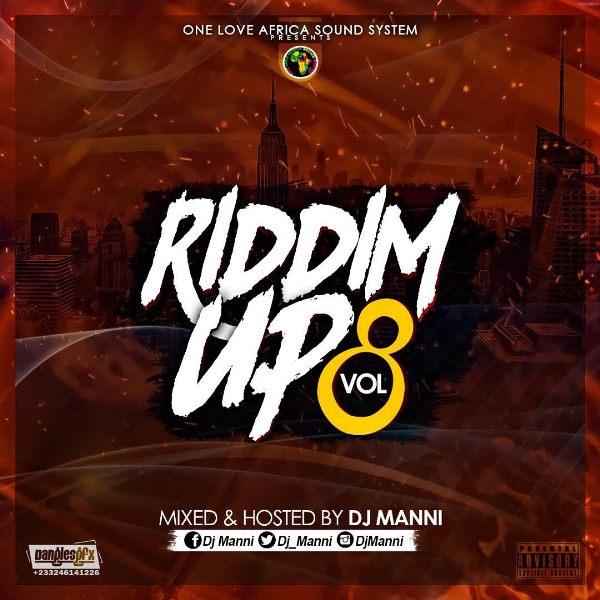 Dj Manni - Riddim Up Vol. 8