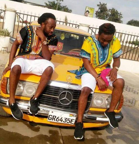 Paa Kwasi &; Quarme Zaggy