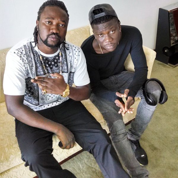 Stonebwoy & Beatz Dakay