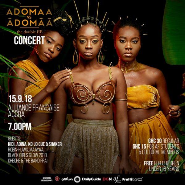 Adomaa Concert 2