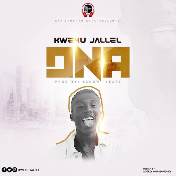 Kweku Jallel - DNA (Produced by Ssnowbeatz)