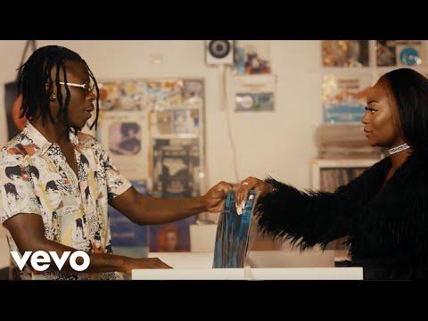 Stonebwoy – Wame (Feat. Cassper Nyovest) (Official Video)