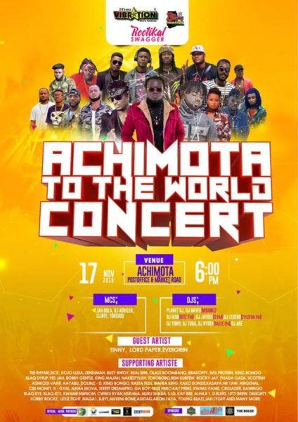 rootikal concert