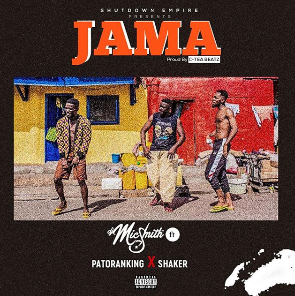 DJ Mic Smith - Jama (Feat. Patoranking & Shaker) (Official Video)