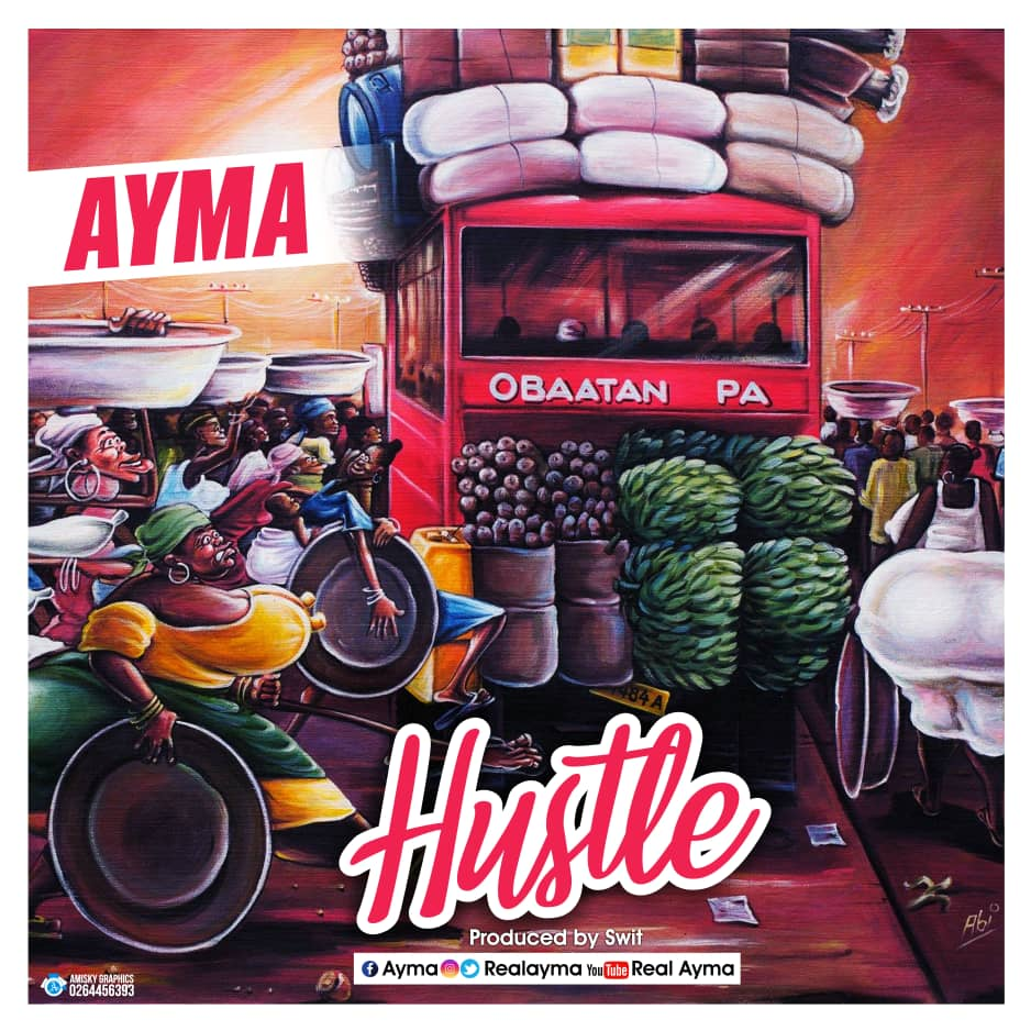 Ayma - Hustle (Prod. by Swit)