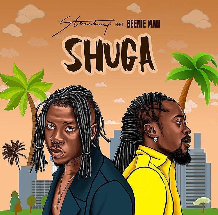 Stonebwoy – Shuga (Feat. Beenie Man) (Prod. by Street Beatz)