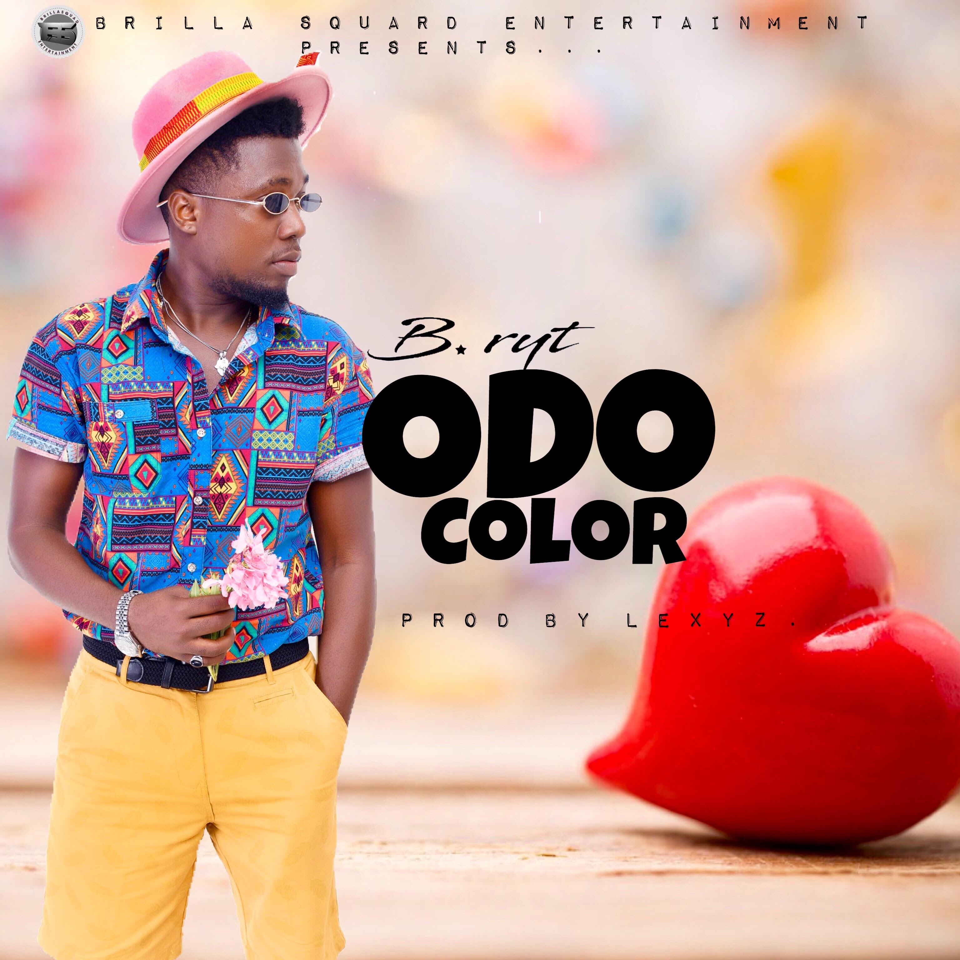 B Ryt - Odo Color (GhanaNdwom.net)