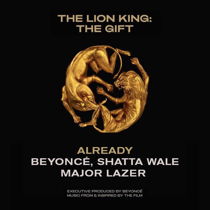 Beyoncé - Already (feat. Shatta Wale & Major Lazer)