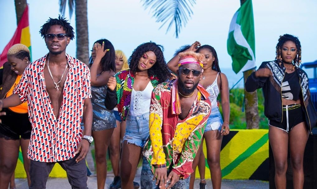 Bisa Kdei - Meka (Feat. Fameye) (Official Video)