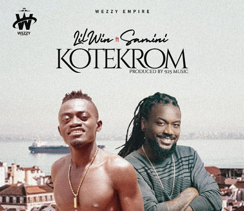 Lil Win - Kote Krom (Feat. Samini)