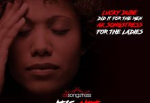 A.K Songstress Performs A Rendition of Lucky Dube's 'It's Not Easy'