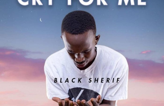 Black Sherif - Cry For Me (Prod by Unda Beat)