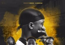 DredW - Young Boy (Feat SlimDrumz, Kwame Dame & Pappy Kojo)