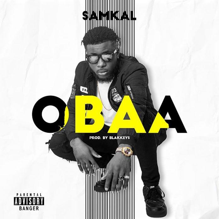 SamKal - Obaa (Prod. by BlakKeys)