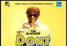 Tha Blackboi - Don't Shout