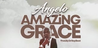 Angelo - Amazing Grace (Prod by Dr Ray Beat)