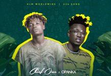 Chief One - Give & Take (Remix) (Feat Opanka) (Prod By MickeyMyco)