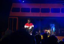Star Tibu Features Kofi Mole As Part Of Mr. Eazi's Empawa 100 Project