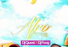 Shatta Wale, Stonebwoy, Sarkodie & more featured on DJ Quest & Foog's Afro Summer Mix