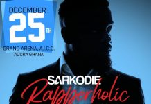 Sarkodie's Rapperholic