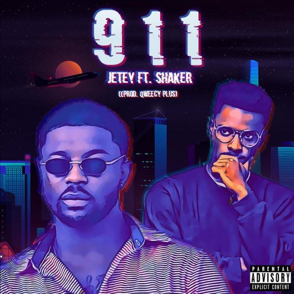Jetey - 911 (Feat Shaker) (Prod. by Qweccy Plus)