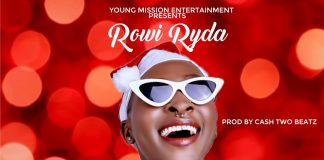 Rowi Ryda - Bronya (Prod. by Cash Two Beatz)