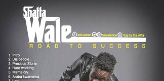 Shatta Wale - Road To Success Mixtape