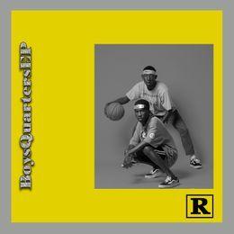 AJ Glory & Kweku Jallel Boys Quarters EP