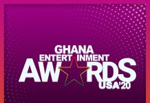 2020 Ghana Entertainment Awards USA