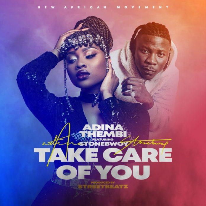 Adina - Take Care of You (feat. Stonebwoy) (Prod. by StreetBeatz)