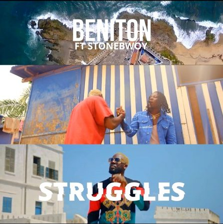 Beniton – Struggles (feat. Stonebwoy)