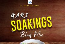 BlaQ Mic - Soakings (Prod By ParisBeatz & FenderBeatz) (GhanaNdwom.net)