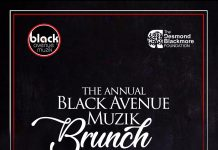 D-Black announces 1st Annual Black Avenue Muzik brunch slated for 31st May