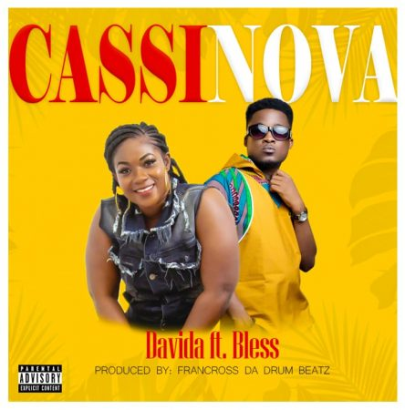 Davida - Cassinova (feat. Bless) (Prod by Francross Da Drum Beatz)