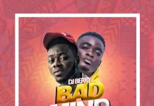 Dj Berry - Badmind (Feat. Mojae) (Mixed By BodyBeatz) (GhanaNdwom.net)