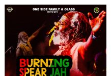 Dj Manni - Burning Spear Jah Nuh Dead Mixtape