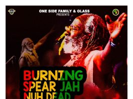 Dj Manni - Burning Spear Jah Nuh Dead Mixtape