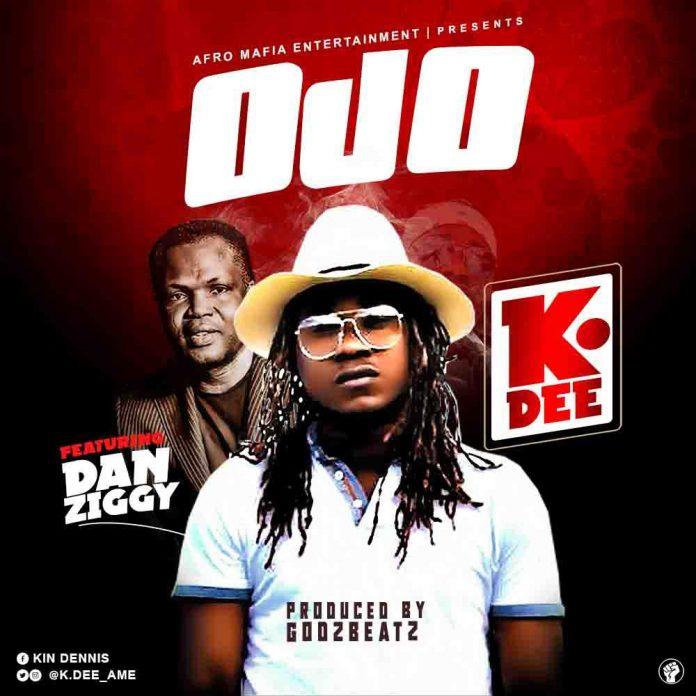 K.Dee - Odo (Feat.Dan Ziggy) (GhanaNdwom.net)