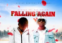 KinTac - Falling Again (Prod by TheWay) (GhanaNdwom.net)