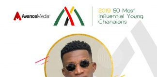 Kofi Kinaata Voted 2019 Most Influential Young Ghanaian