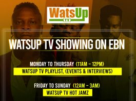 WatsUp TV now airs 14 hours weekly on EBN Channel