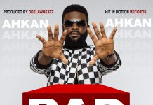 Ahkan - Bad Energy (Bullet Diss) (Prod By DelawBeatz)
