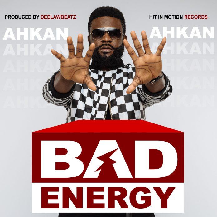 Ahkan - Bad Energy (Bullet Diss) (Prod By DelawBeatz)