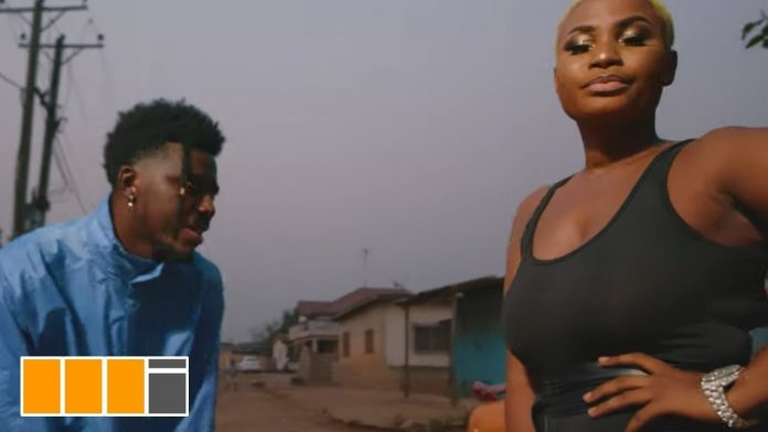 Kwesi Slay - Pussy Cat (Feat. Quamina MP & Medikal (Official Video)